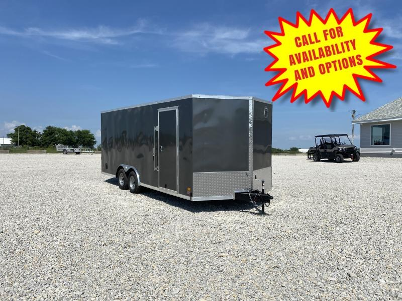 New Darkhorse 8.5'x20' W / 7' Interior Height