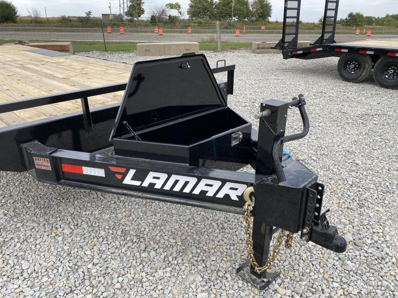 """New Lamar 102""""x24' Deck Over 14000#"""