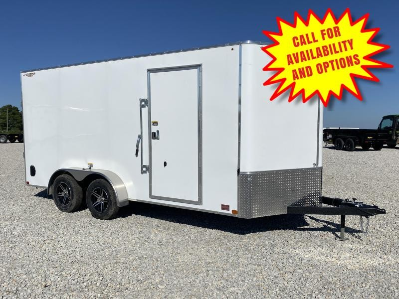 New H and H 7'x16' W / 7' Interior Height