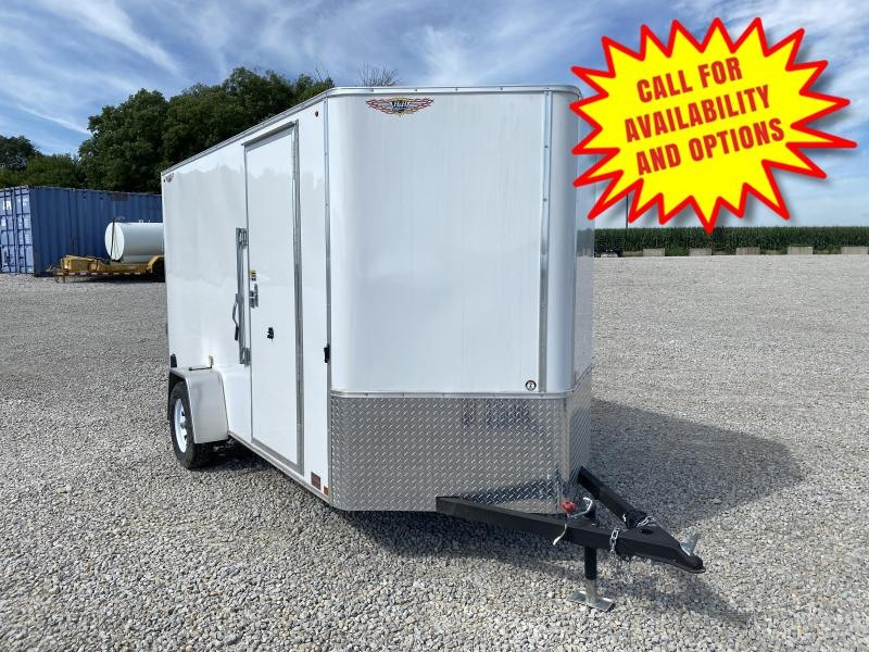 New H and H 6'x12' Dent & Ding Sale