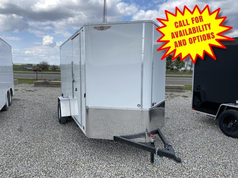 New H and H 6'x12' W / 6.5' Interior Height
