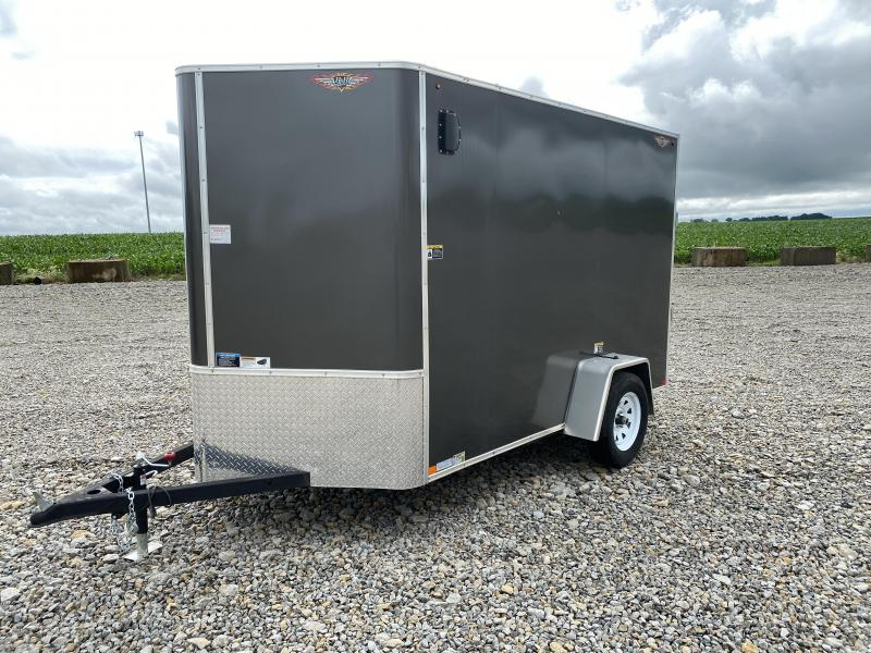 New H and H 6'x10' W / 6.5' Interior Height