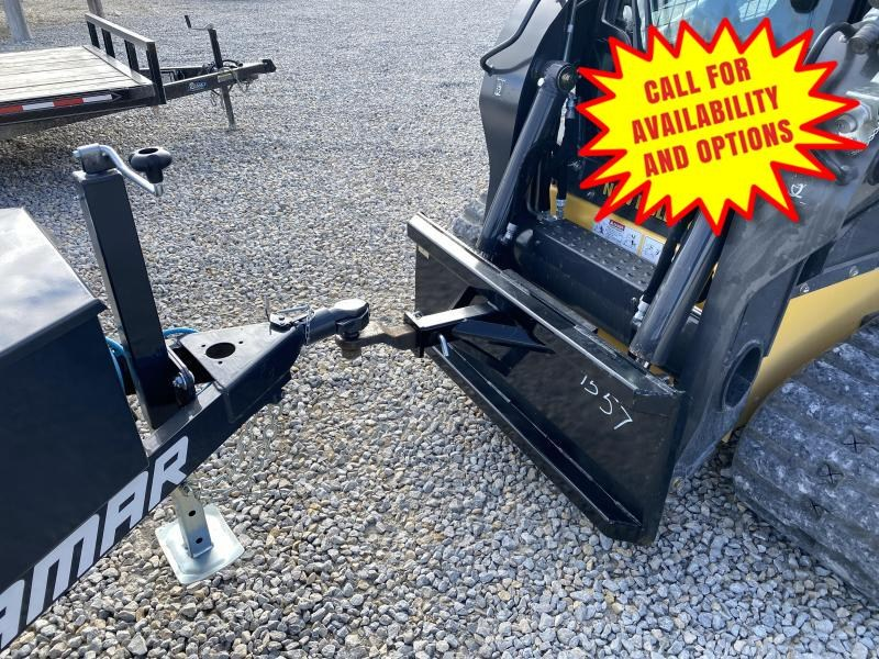 Loflin Fabrication Trailer Hitch Adapter