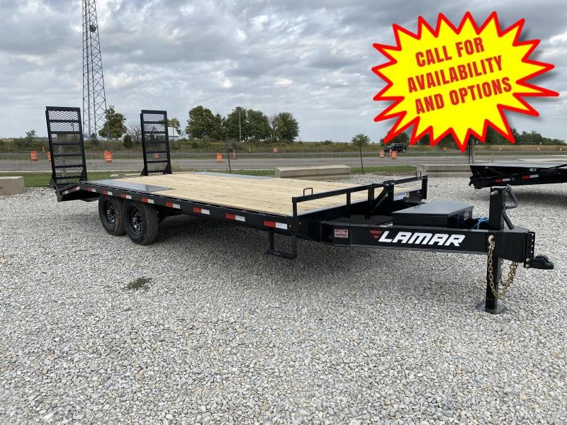 "New Lamar 102""x20' Deck Over 14000#"