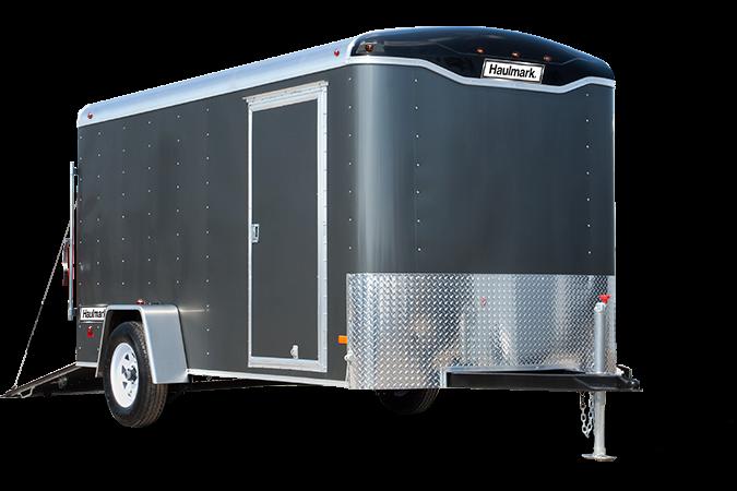 2020 Haulmark TS612S2 Enclosed Cargo Trailer