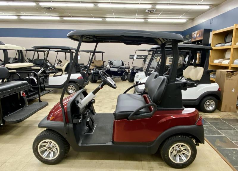 2022 Club Car Villager 2 Electric Golf Cart