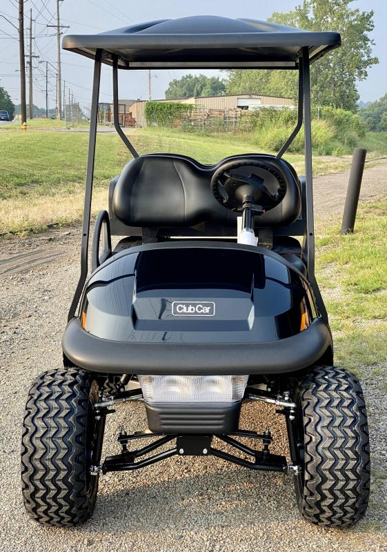 2022 Club Car Villager 4 Lifted PTV Electric Golf Cart