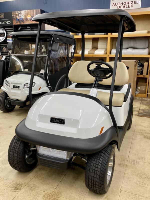 2022 Club Car Villager 2 Gas Golf Cart
