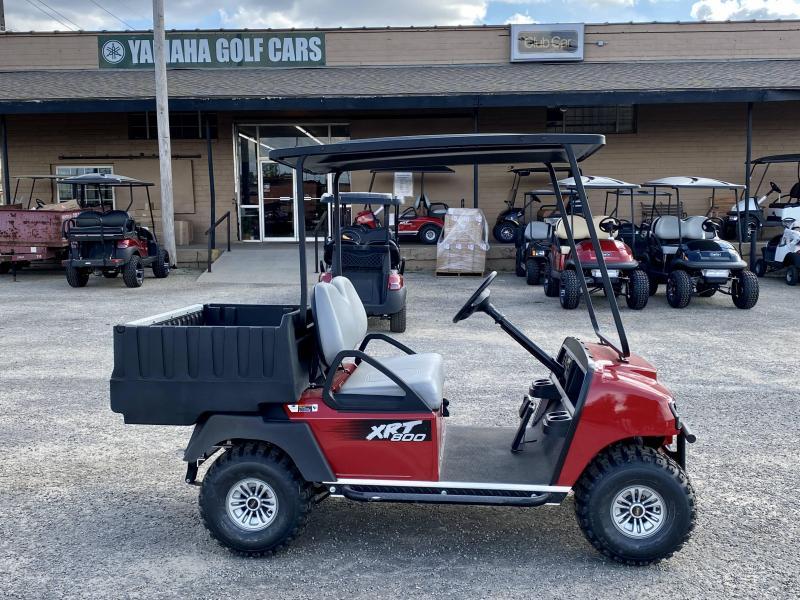 2022 Club Car XRT 800 Gas Utility Golf Cart