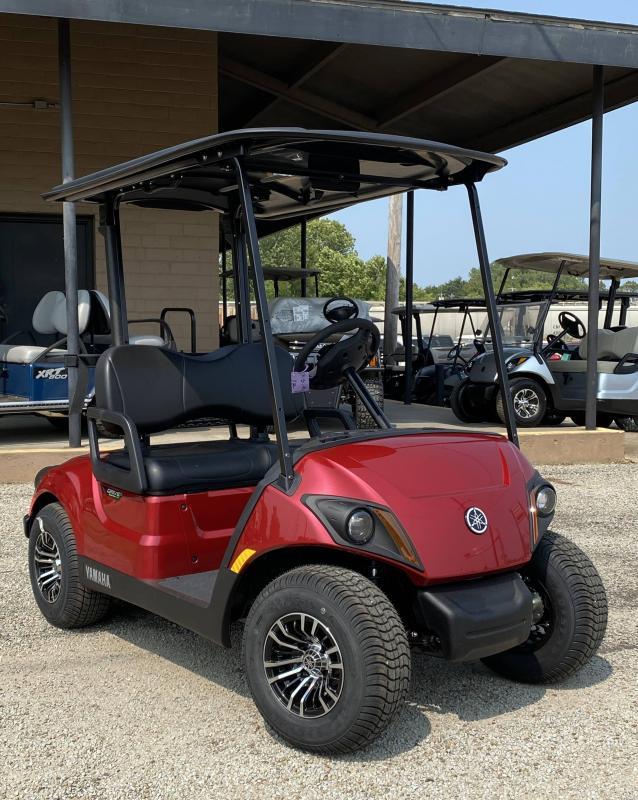 2022 Yamaha Drive 2 EFI QuieTech Gas PTV Golf Cart