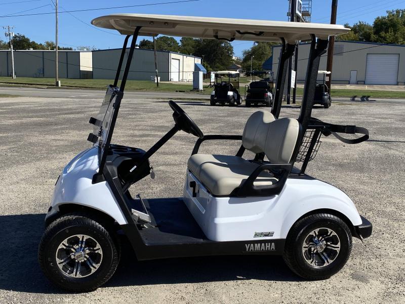 2018 Yamaha Drive 2 Gas Golf Cart