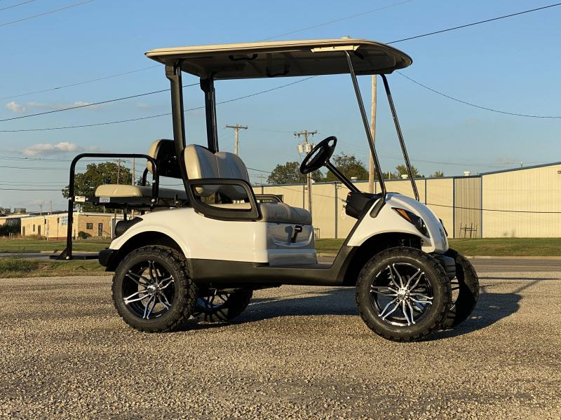 2016 Yamaha Drive EFI Gas Golf Cart