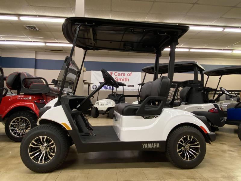2021 Yamaha Drive 2 Gas EFI Golf Cart