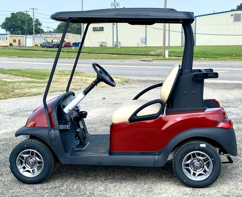2022 Club Car Villager 2 Electric PTV Golf Cart