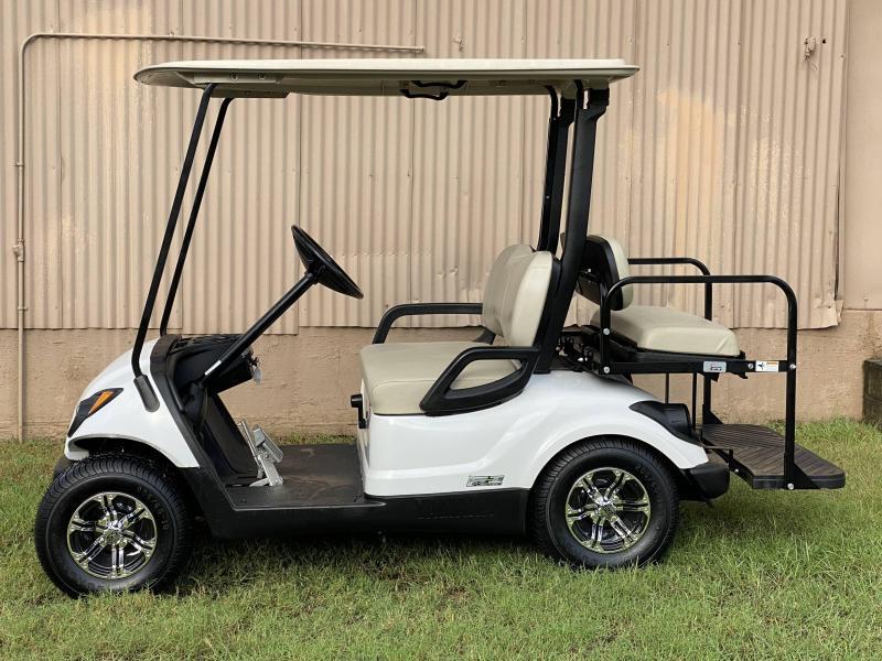 2015 Yamaha Drive EFI Gas Golf Cart