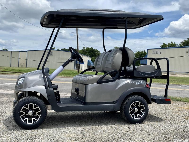 2020 Club Car Onward Lithium Ion HP Electric Golf Cart