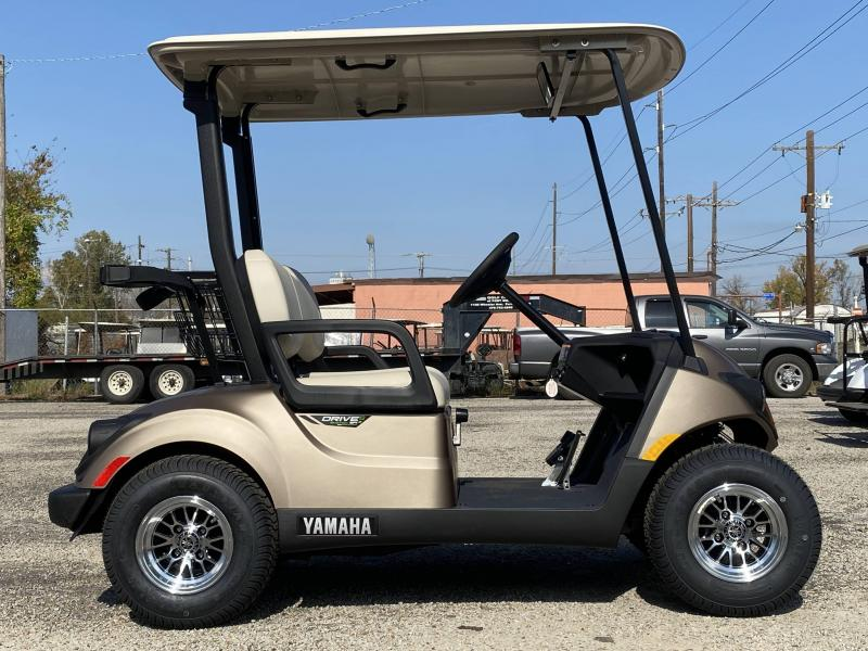 2021 Yamaha Drive 2 PTV EFI Gas Golf Cart
