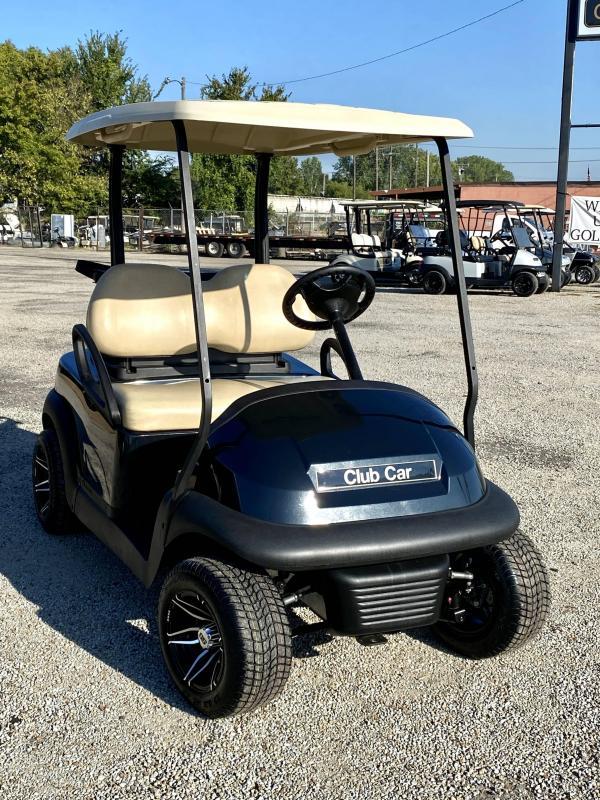 2018 Club Car Precedent Electric Golf Car