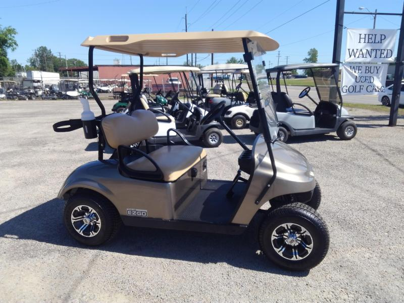 2017 E-Z-GO TXT-48 Golf Cart