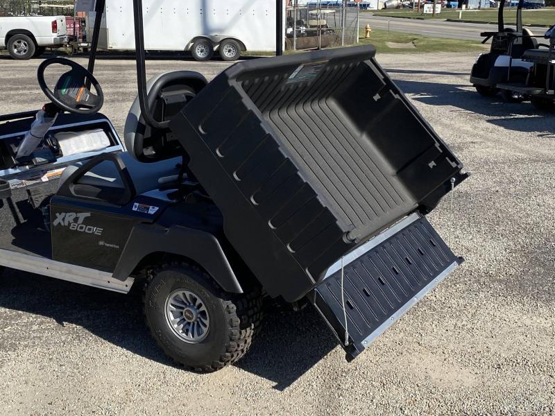 2022 Club Car XRT800 Electric Cargo Utility Golf Cart