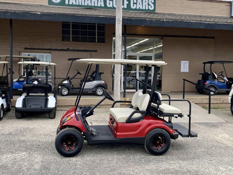 2016 Yamaha Golf Cars