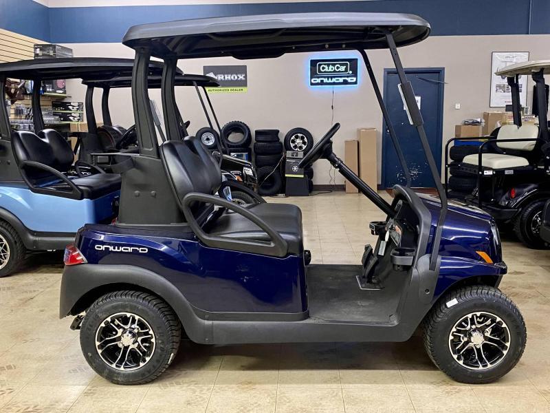 2021 Club Car Onward Electric PTV Golf Cart