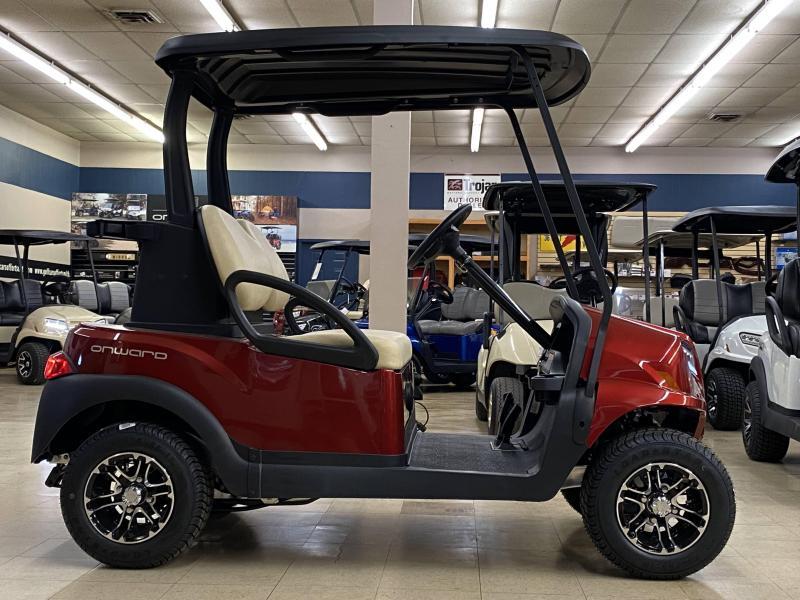 2020 Club Car Onward 2 Passenger Gas Golf Cart