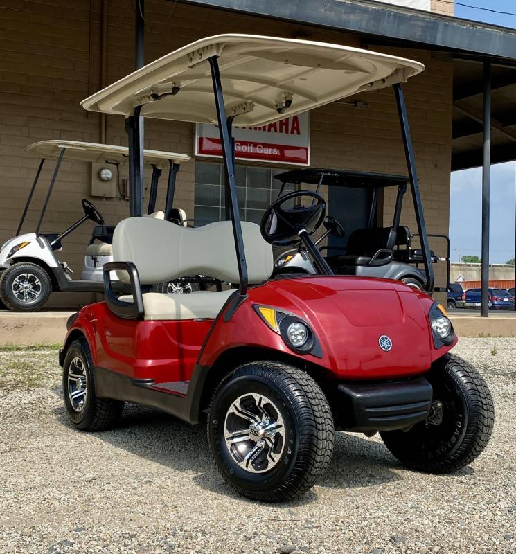 2016 Yamaha Drive Gas Golf Cart