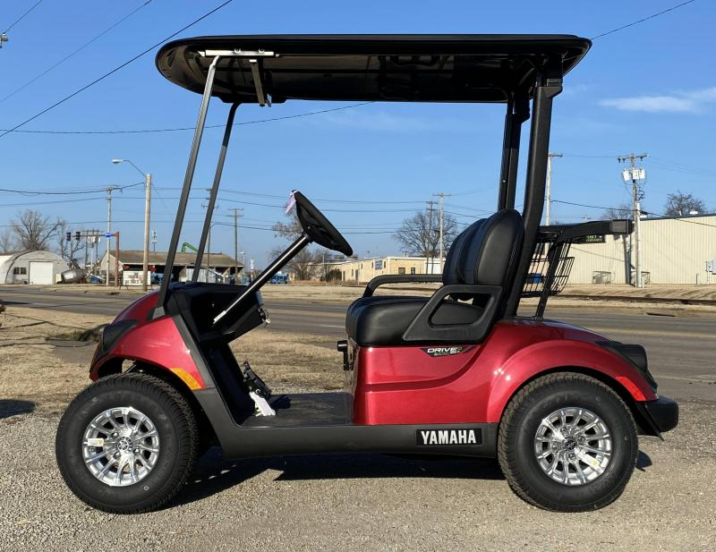 2021 Yamaha Drtive 2 Golf Cart