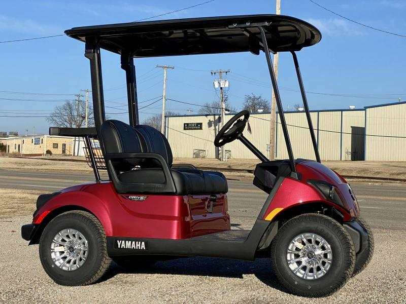 2021 Yamaha Drtive 2 Golf Cart