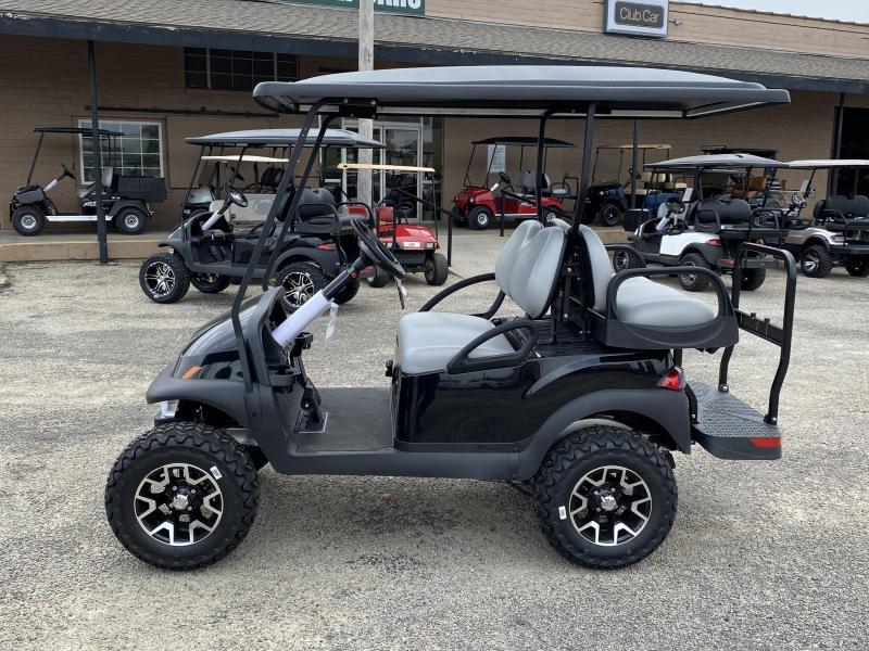 2022 Club Car VIllager 4 Lifted EFI Gas Golf Cart