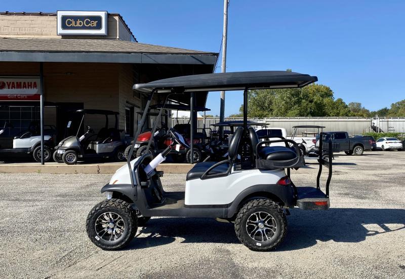 2022 Club Car Villager 4 Lifted PTV Golf Cart
