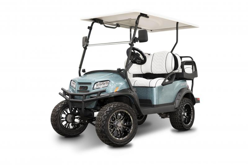 2021 Club Car Onward Sea Breeze Limited Edition Golf Cart