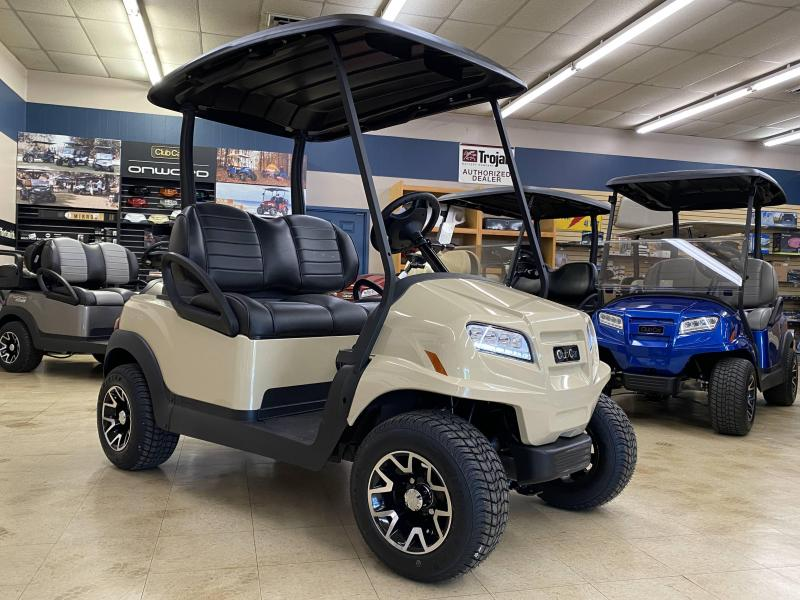 2020 Club Car Onward 2 Passenger Gas Golf Cart