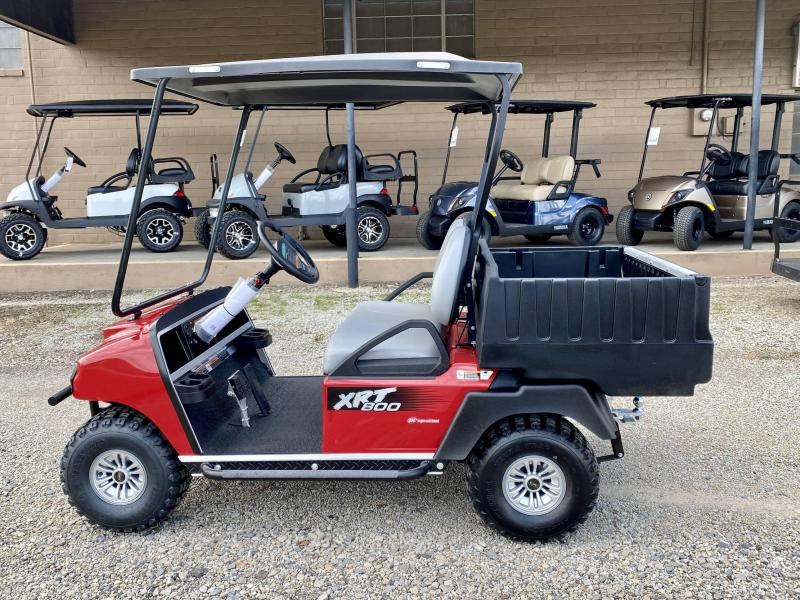 2021 Club Car XRT 800 Utility Gas Golf Cart