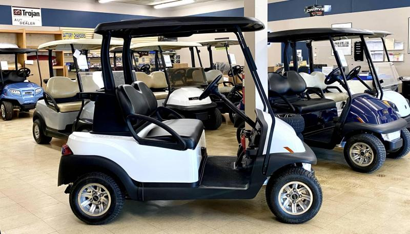 2021 Club Car Villager 2 Electric Golf Cart