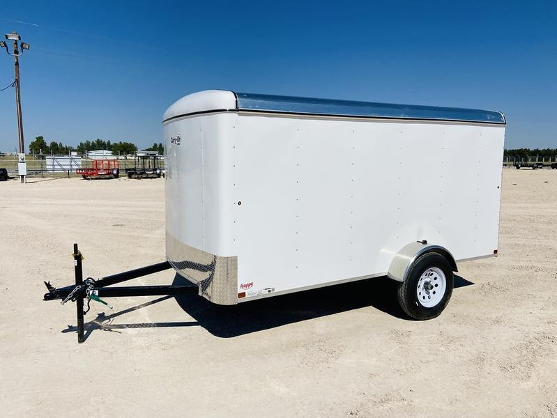 2021 Carry-On 6x12 Single Axle Enclosed