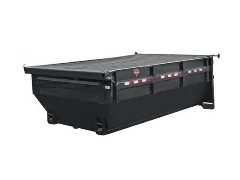 2021 PJ Trailers Rollster Roll Off Dump (DR) (KD) Bin