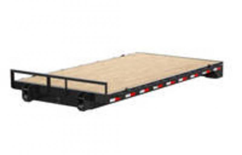 2021 PJ Trailers PJ Trailers Rollster Roll Off Deck (RD)