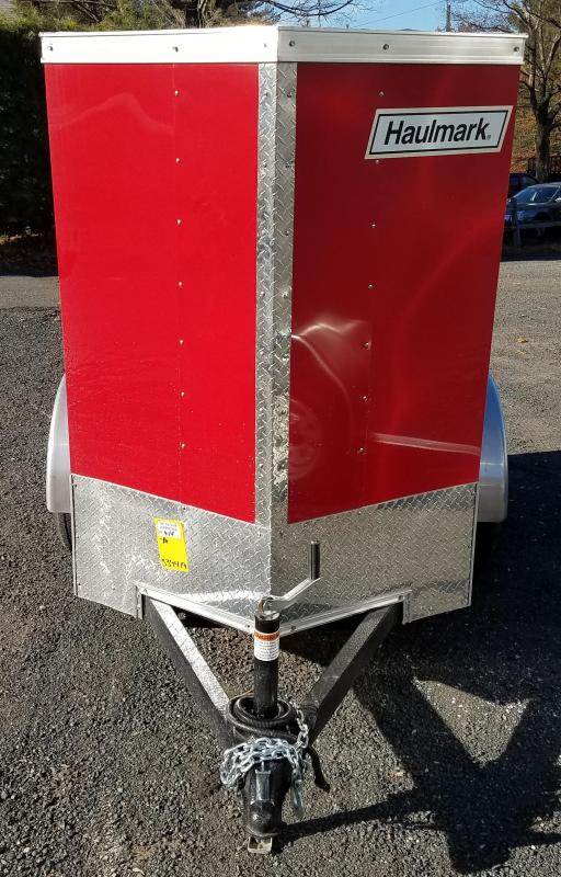 2018 Haulmark HMVG46S Cargo / Enclosed Trailer