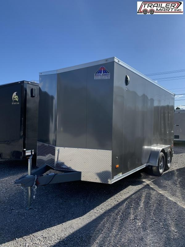 2021 Haul-About PAN716TA2 Enclosed Cargo Trailer