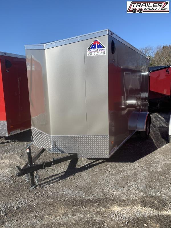 2021 Haul-About CGR612SA Enclosed Cargo Trailer
