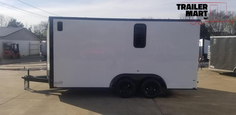 2021 Spartan 8.5x16TA Enclosed Cargo Trailer