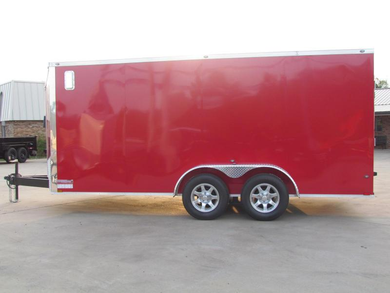 2020 Spartan7X14 Commercial Grade Enclosed Trailer - Work Play and Camp
