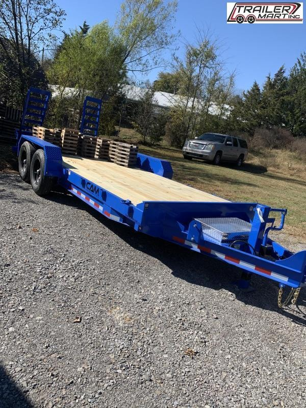 2021 Cam Superline P7CAM18C (7 Ton Equipment Hauler Channel Trailer 8.5 x 18) Equipment Trailer