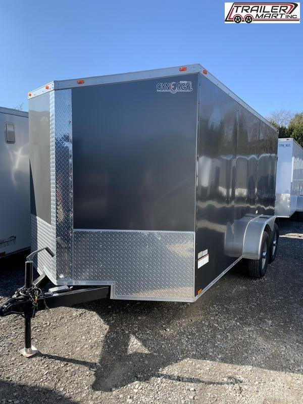 2021 Cynergy Cargo 7X14TA2 Enclosed Cargo Trailer