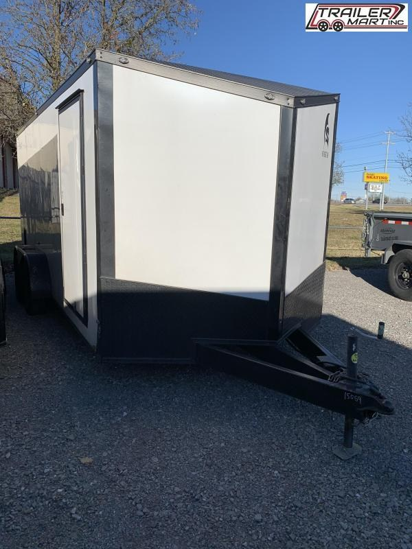 2020 Spartan Cargo Spartan S7X16TA Enclosed Cargo Trailer