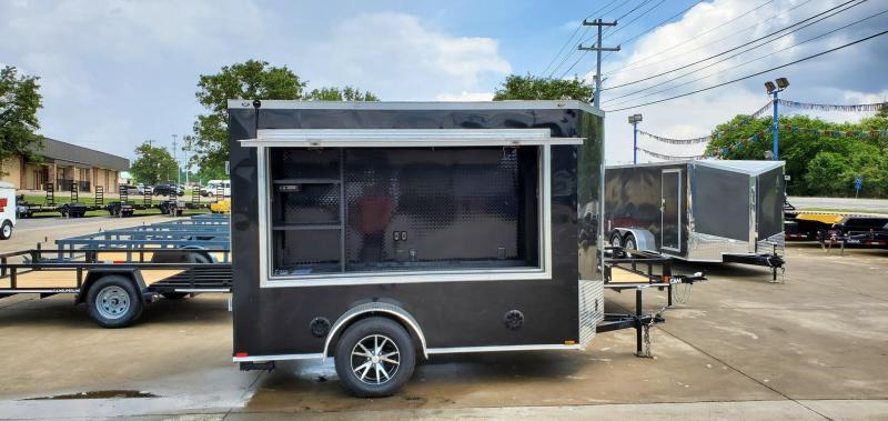 2020 Spartan Cargo tailgate Trailer Enclosed Cargo Trailer