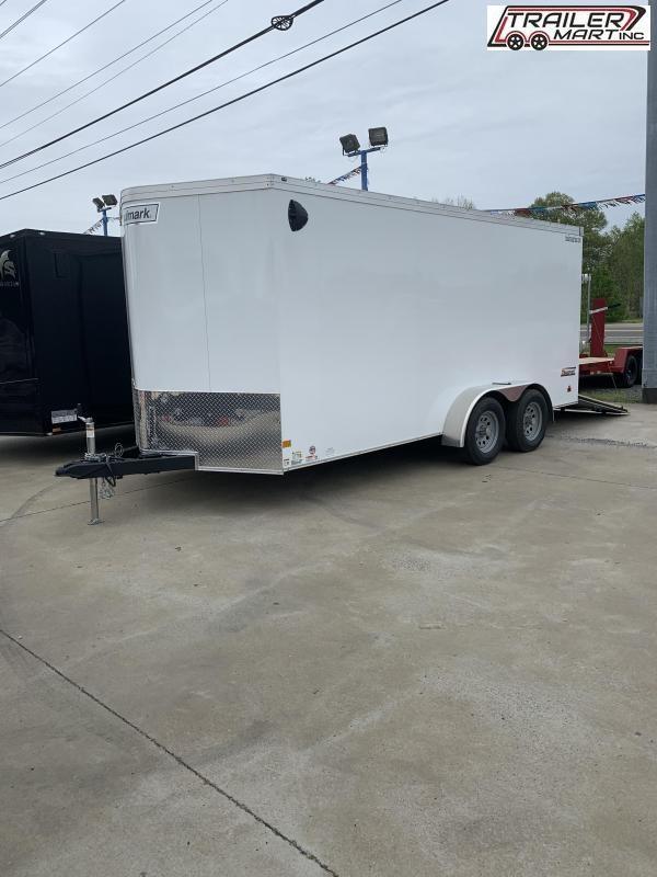 2021 Haulmark TSV716T2 Enclosed Cargo Trailer