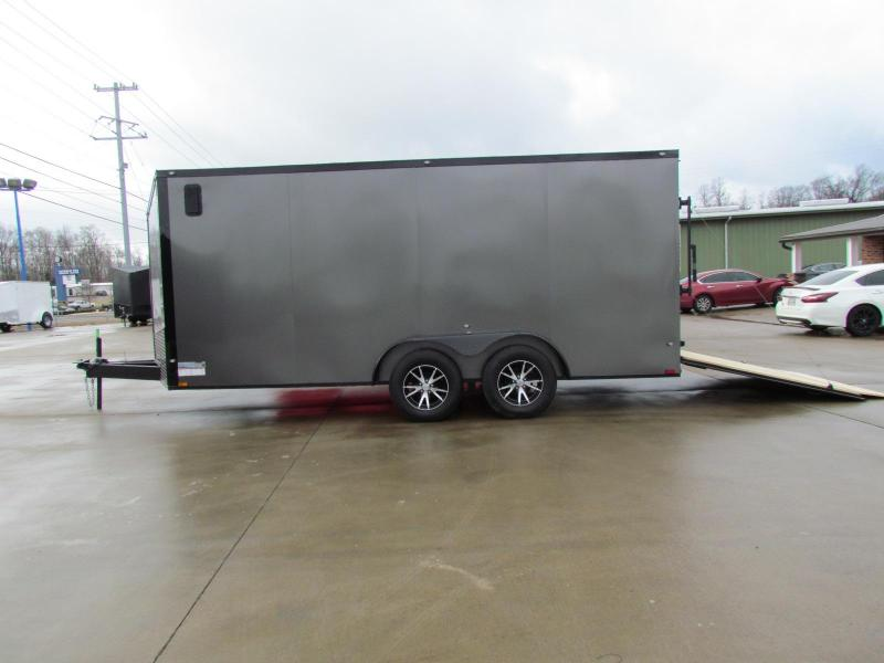 2020 Spartan 7X16 Commercial Grade 3 in 1 Enclosed Trailer